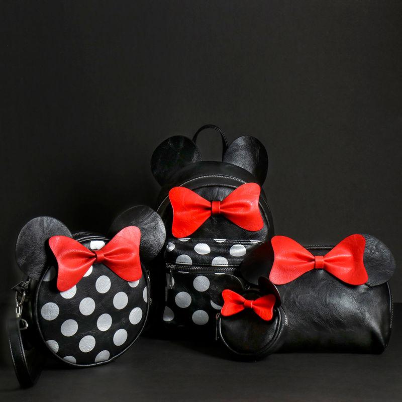 Mochila Minnie Disney 25cm.