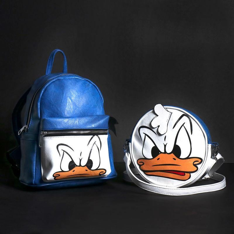 Mochila Donald Disney 25cm.