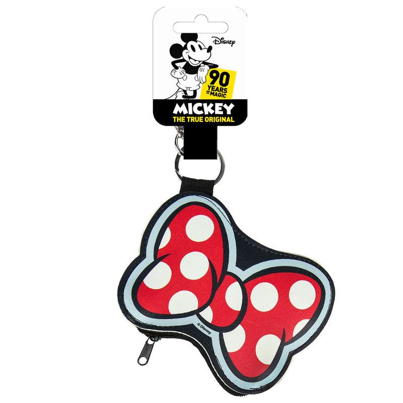 Llavero monedero Lazo Minnie Disney 8427934240371