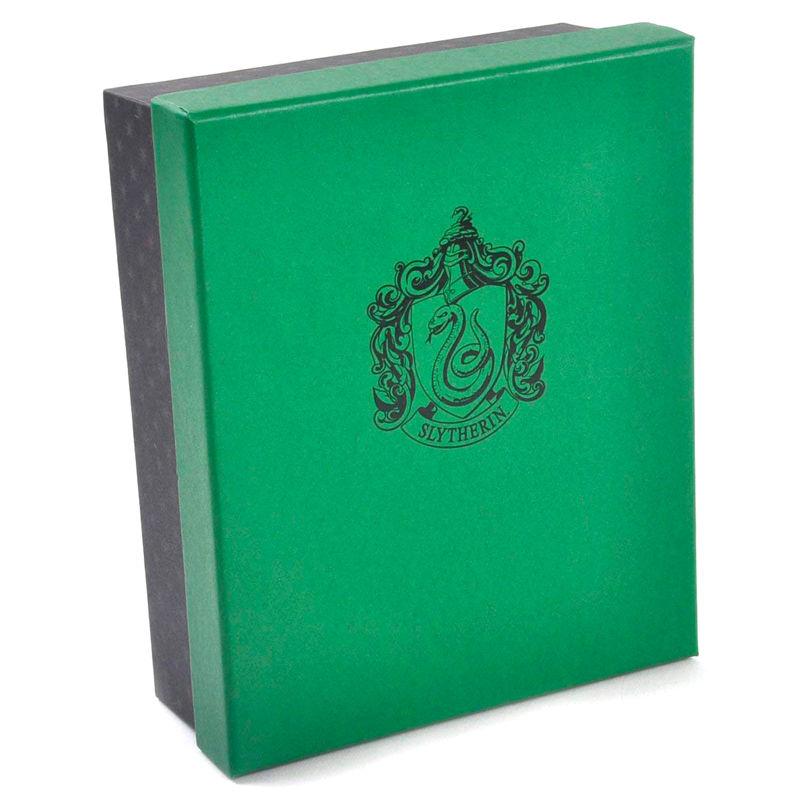 Boligrafo con soporte Slytherin Harry Potter