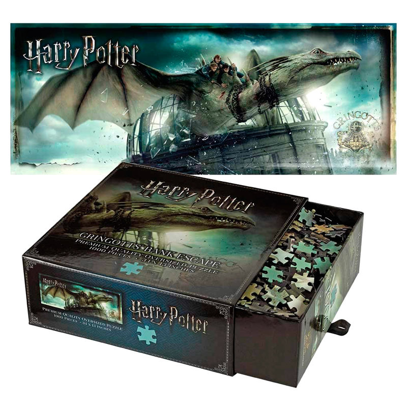 Puzzle Escape de Gringotts Harry Potter 1000pz