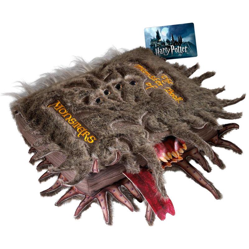 Peluche Libro de los Monstruos Harry Potter 36cm