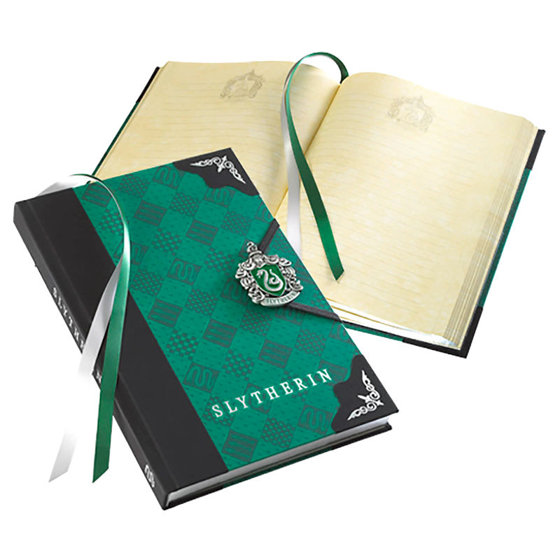 Diario Slytherin Harry Potter
