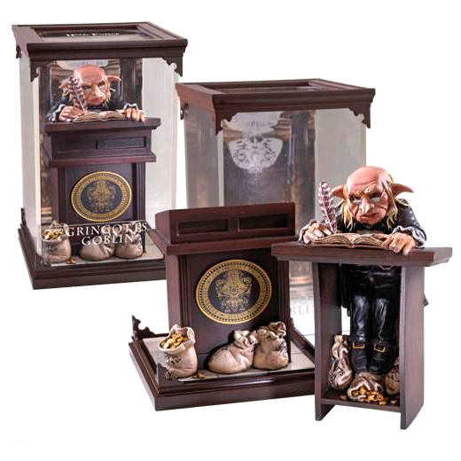 Figura Duende de Gringotts Harry Potter