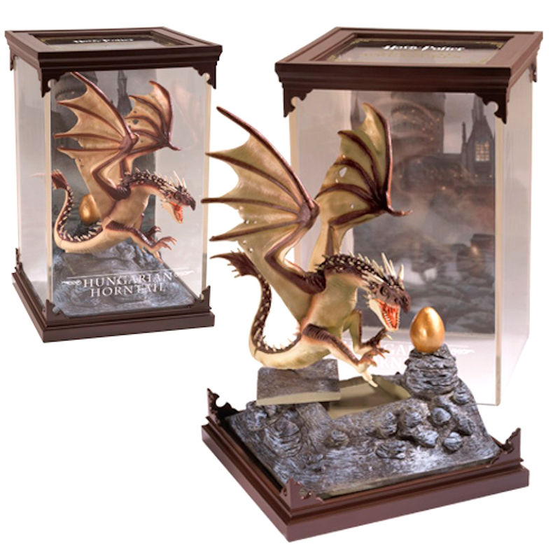 Figura Hungarian Horntail Harry Potter By Noble Collection