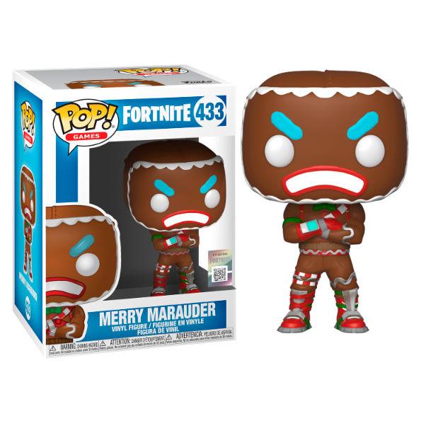 Figura POP Fortnite Merry Marauder
