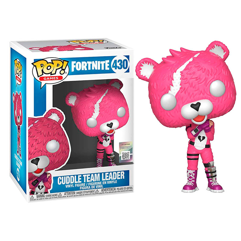 Figura POP Fortnite Cuddle Team Leader