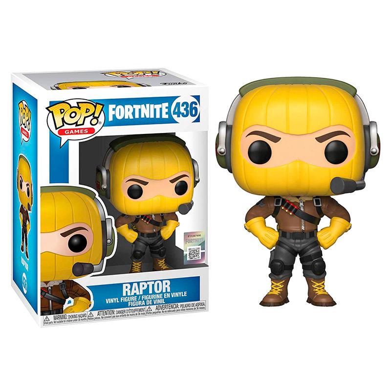 Figura POP Fortnite Raptor