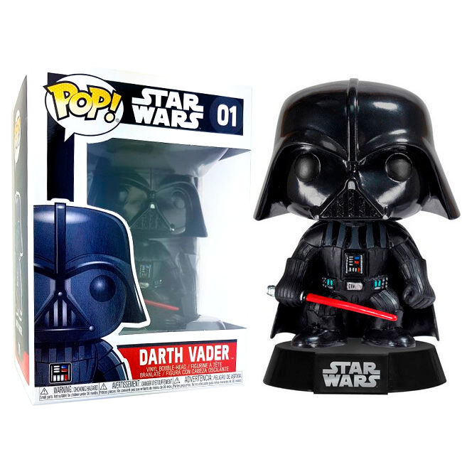 Funko POP o Figura POP Star Wars Darth Vader