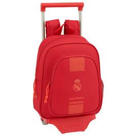 Trolley Real Madrid Red 34cm carro 705