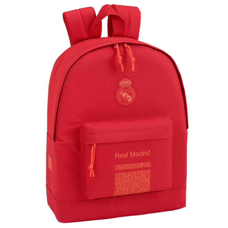 Mochila Real Madrid Red 43cm 8412688323883