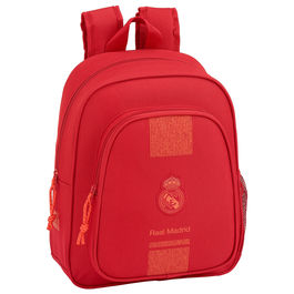 Mochila Real Madrid Red adaptable 33cm