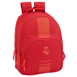 Mochila Real Madrid Red adaptable 42cm