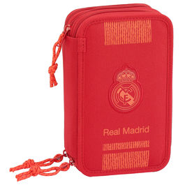 Plumier Real Madrid Red triple 41pzs