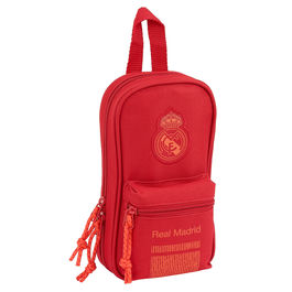 Mochila 4 portatodos completos Real Madrid Red