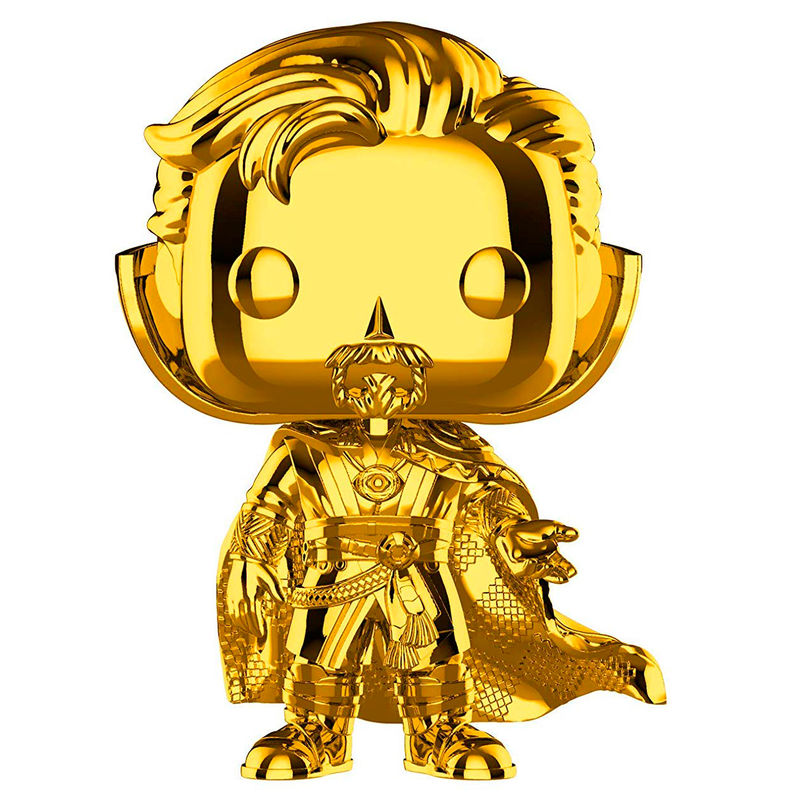 Funko POP o Figura POP Marvel Studios 10 Doctor Strange Chrome