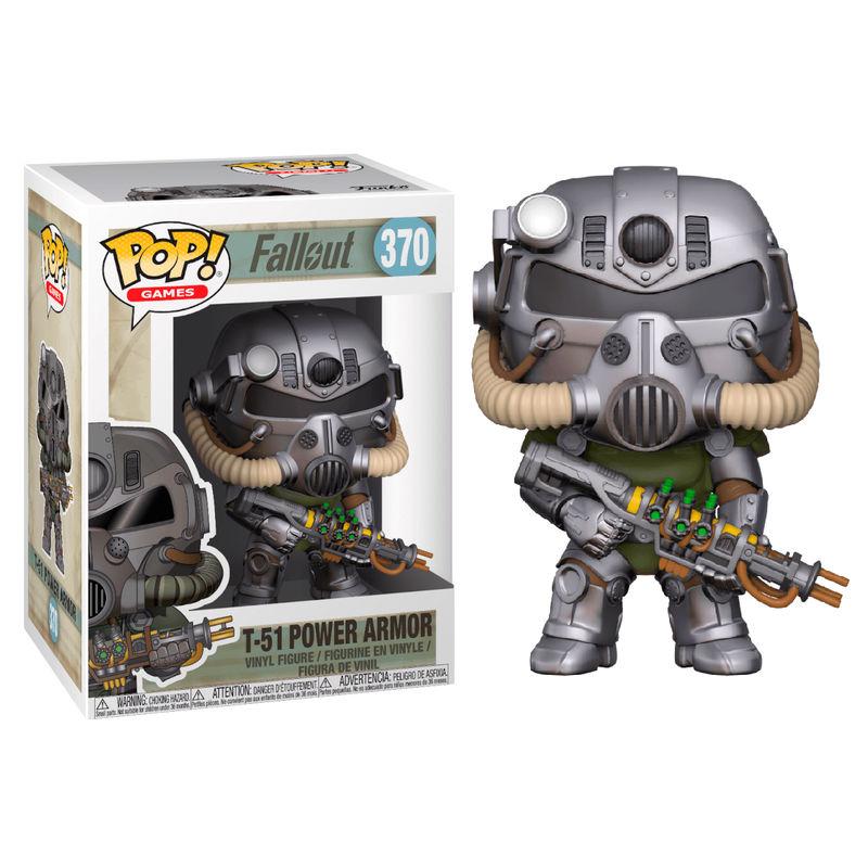 Pop Figure Fallout T 51 Power Armor
