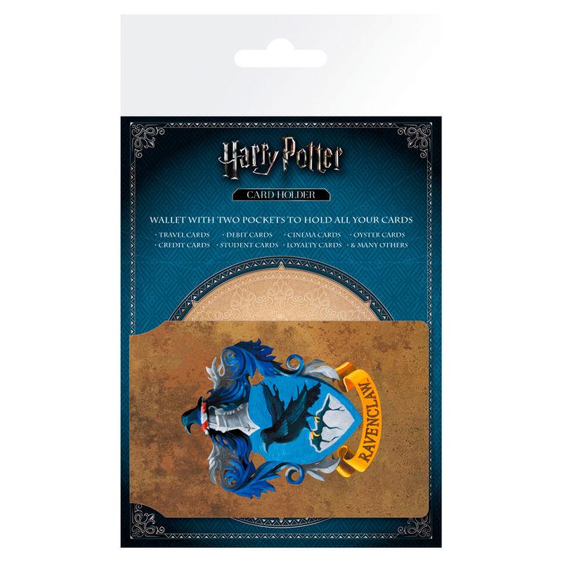 Tarjetero Ravenclaw Harry Potter