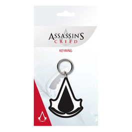 Llavero rubber Logo Assassins Creed