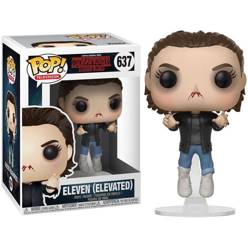 Funko POP o Figura POP Stranger Things Eleven (Once) Elevada