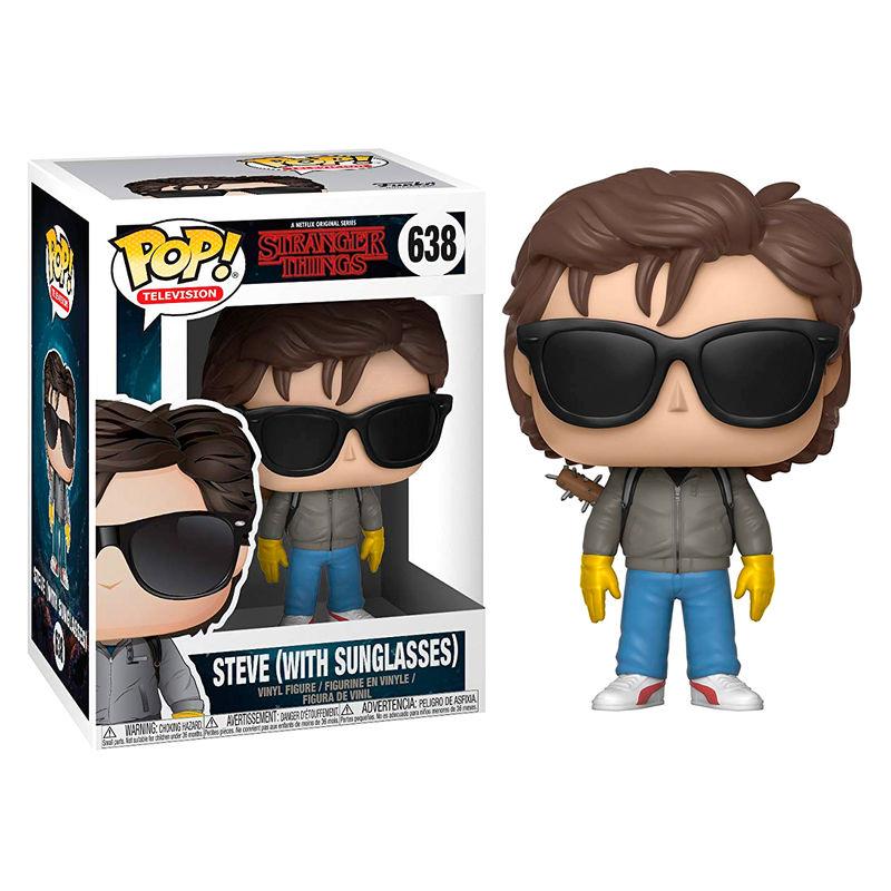 Funko POP o Figura POP Stranger Things Steve with Sunglasses