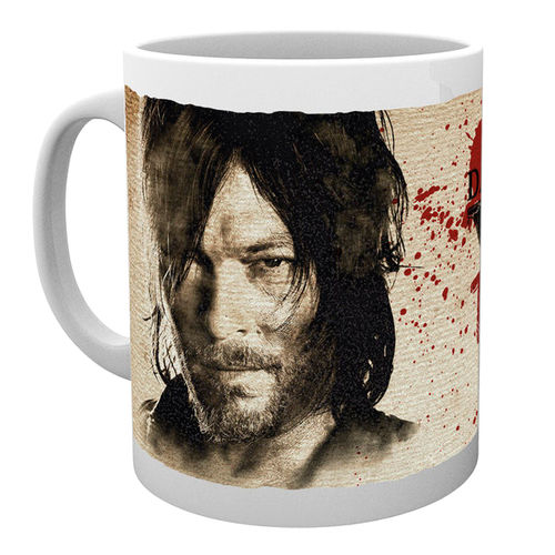Taza Daryl Needs You The Walking Dead
