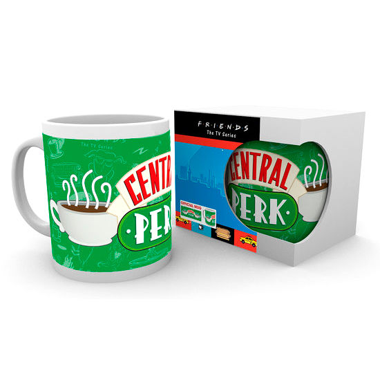 Taza Central Perk Friends