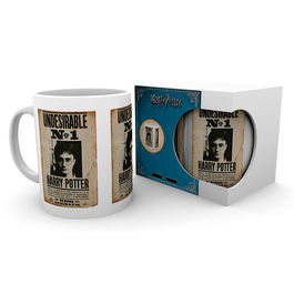 Taza Undesirable No 1 Harry Potter