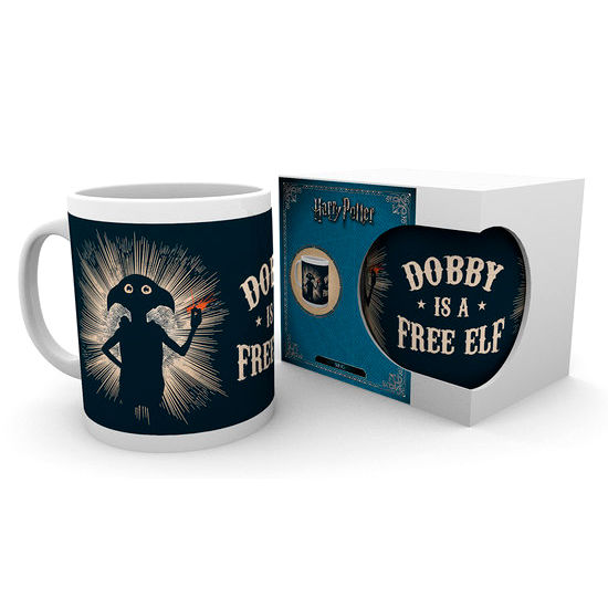 Taza Free Elf Harry Potter