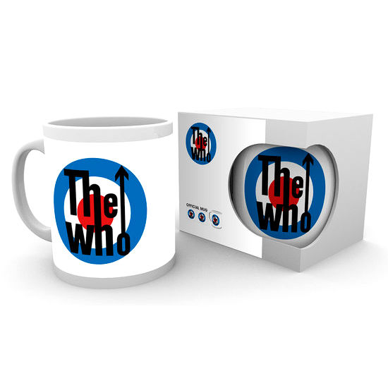 Taza Target The Who