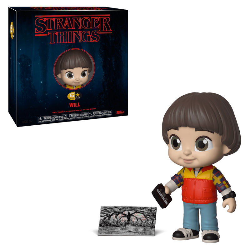 Figura 5 Star Stranger Things Will