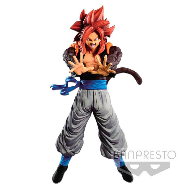 Figura Super Saiyan 4 Gogeta Dragon Ball Z 20cm