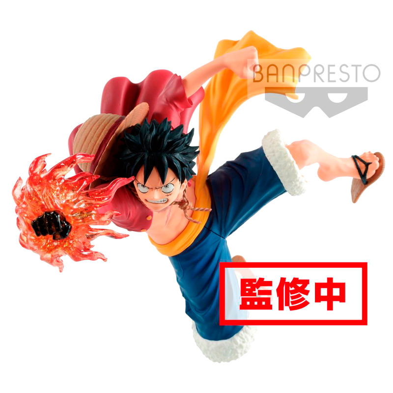 One Piece G X Materia Monkey D Luffy Figure 20cm