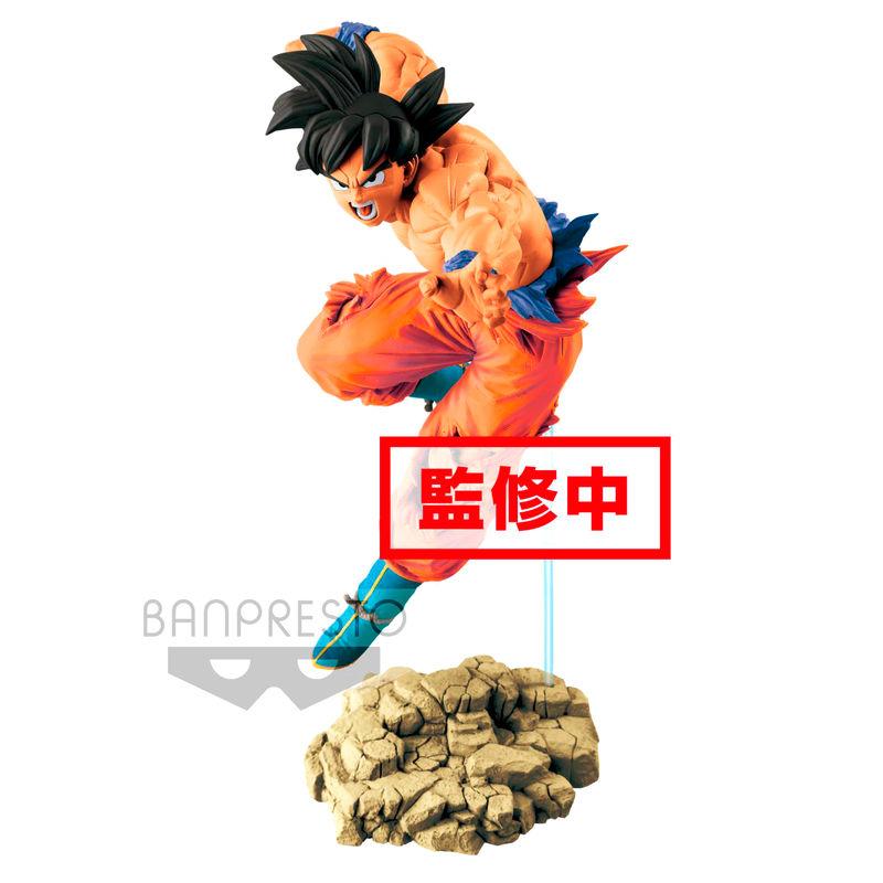 Figura Tag Fighters Son Goku Dragon Ball Super 18cm