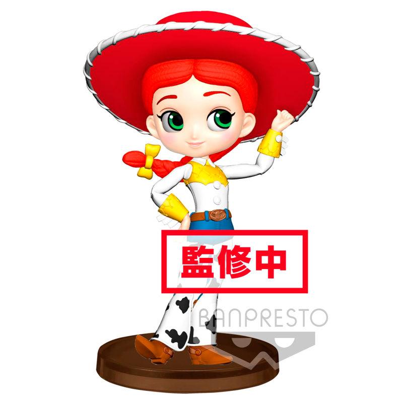 Figura Jessie Toy Story Disney Q Posket 7cm By Banpresto