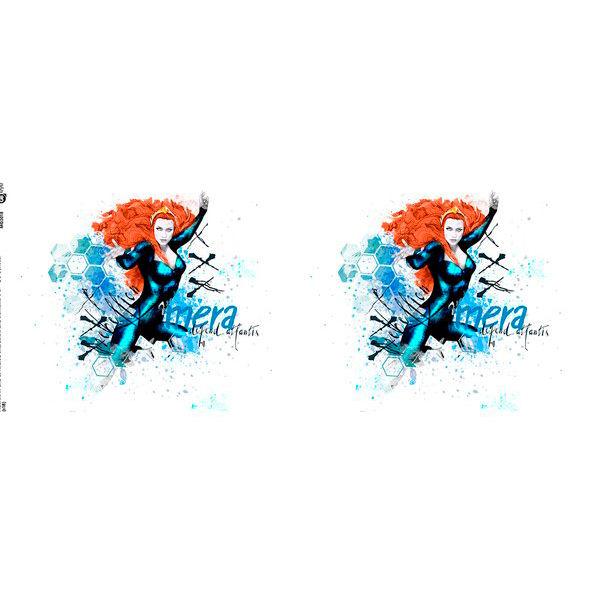 Taza Mera Aquaman DC Comics