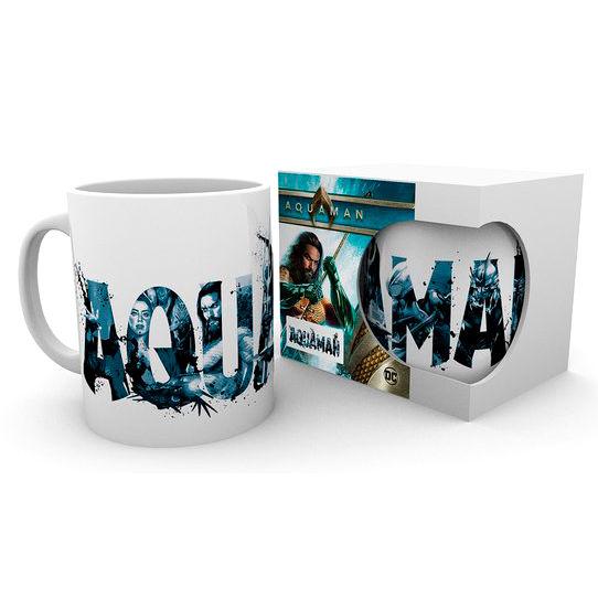 Taza Aquaman DC Comics