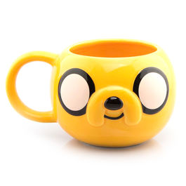 Taza 3D Jake The Dog Hora de Aventuras