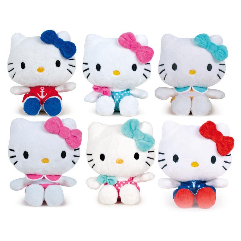 Peluche Hello Kitty 13cm surtido 8425611373701