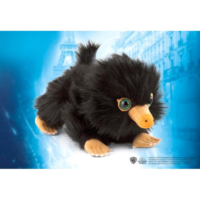 Peluche Black Baby Niffler Animales Fantasticos