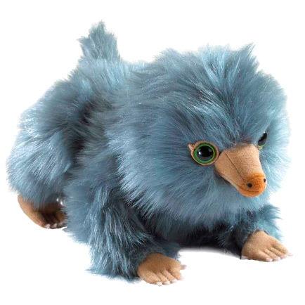 Peluche Grey Baby Niffler Animales Fantasticos 20cm