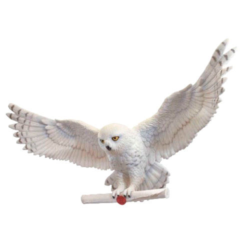 Figura escudo Hedwig Harry Potter