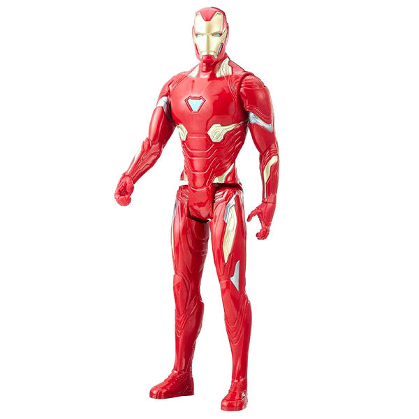 Figura Iron Man Infinity War Titan Vengadores Avengers Marvel