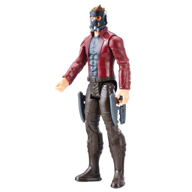 Figura Star Lord Infinity War Titan Vengadores Avengers Marvel