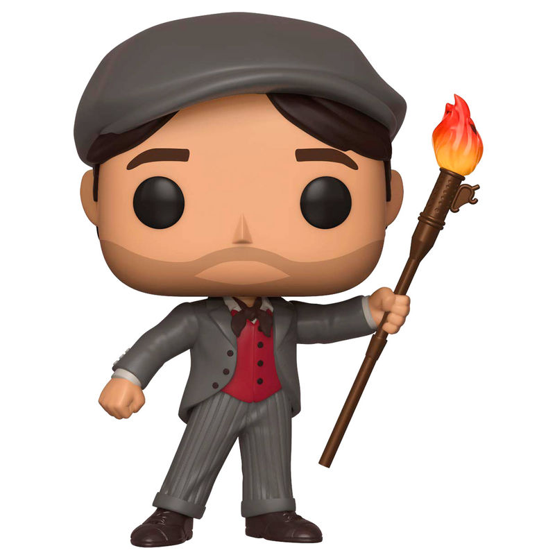 Funko POP o Figura POP Disney Mary Poppins Jack the Lamplighter