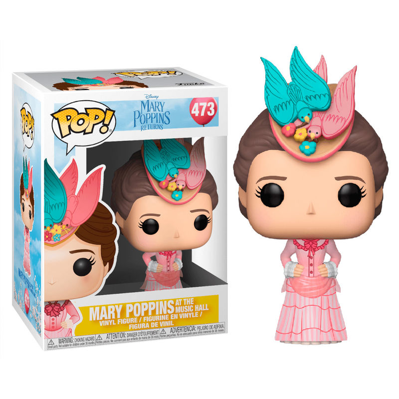 Funko POP o Figura POP Disney Mary Poppins Mary Pink Dress