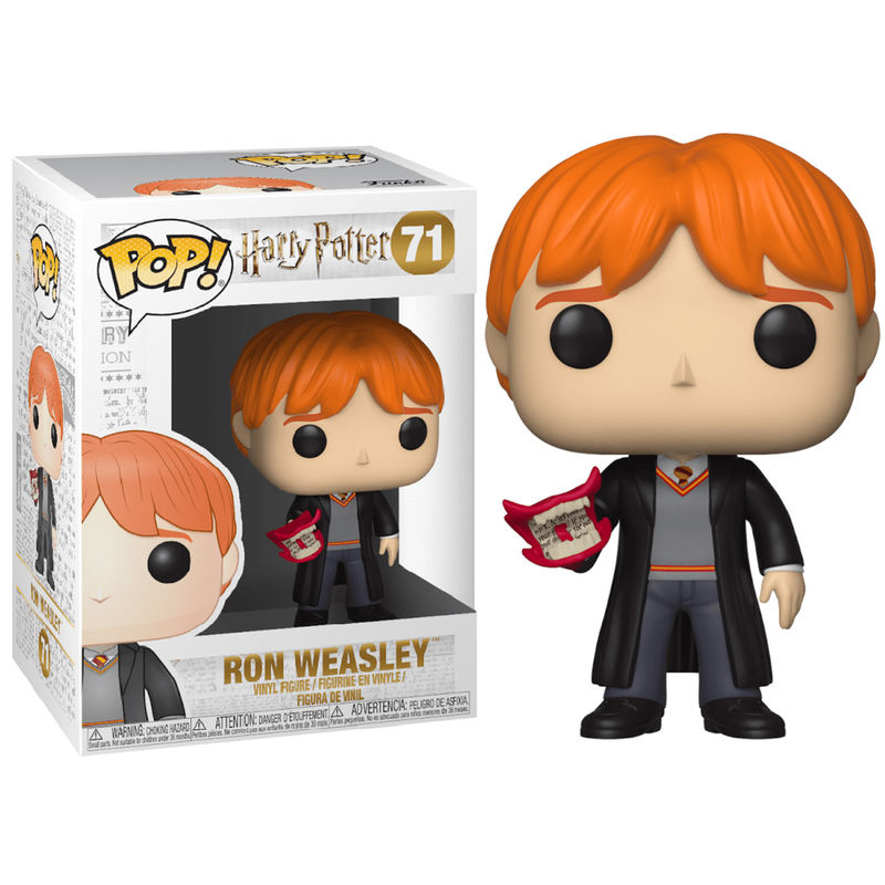ron weasly, ron, harry potter, pop funko