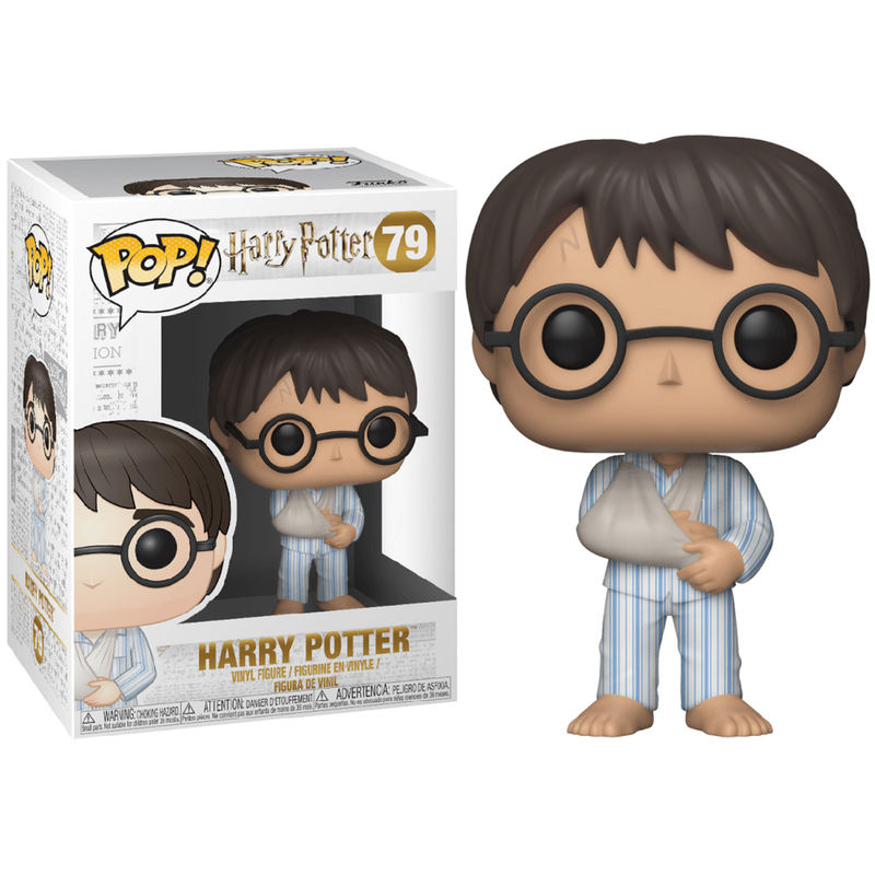 HARRY POTTER, POP FUNKO