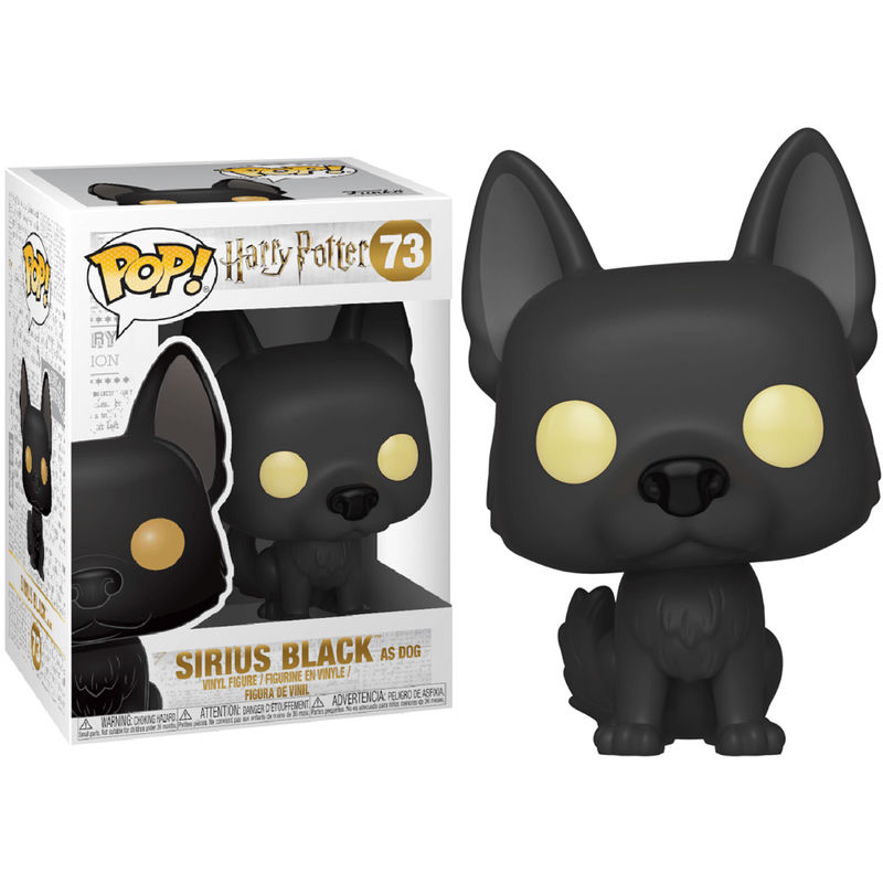 sirius black, pop funko, harry potter