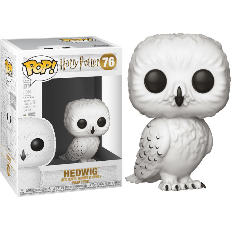 Funko POP o Figura POP Harry Potter Hedwig